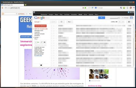Gmail Panel pour Firefox: Toute l'interface de Gmail en un clic | Time to Learn | Scoop.it