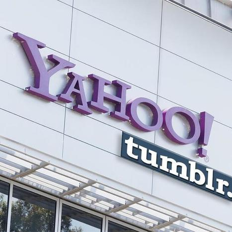 Social Media In an Uproar Over Yahoo's Rumored Tumblr Acquisition | Digital Strategy | Scoop.it