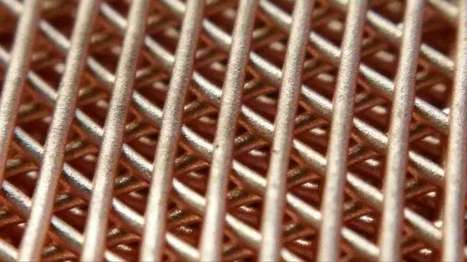 A new way to print 3-D metals and alloys | Tech News | Scoop.it