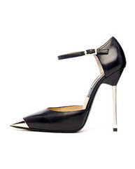 Michael Kors Arielle Runway Metal-Toe Pump | Keri clothing and shoes | Scoop.it