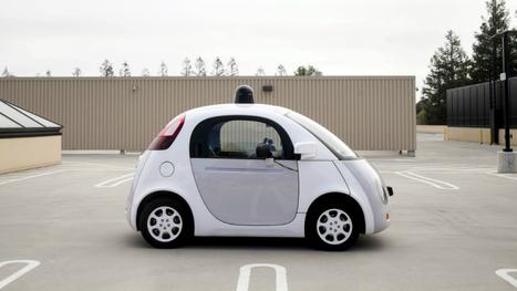 Google veut « coller » les piétons aux capots... pour leur bien | Post-Sapiens, les êtres technologiques | Scoop.it