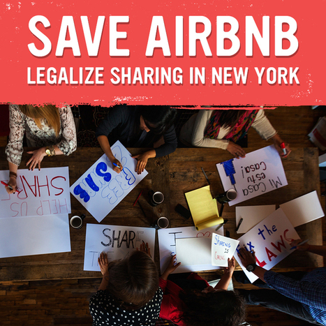 Sign this petition to save Airbnb! | Peer2Politics | Scoop.it
