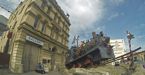 A tour through New Zealand's amazing steampunk town - Boing Boing | steampunk | Scoop.it