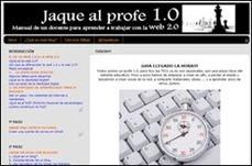 Jaque al profe 1.0   ple   Scoop.it