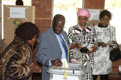 Zanu-PF congress starts - The Citizen | NGOs in Human Rights, Peace and Development | Scoop.it