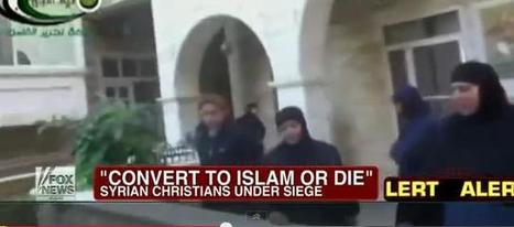 "Obama's Al-Qaeda Rebels To Christians: ""Convert To Islam Or Be Beheaded"" - Intifada Palestine 