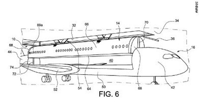 Out-there Airbus patent: Detach cabin from airplane - CNN.com | Airports, Airlines & Aircraft | Scoop.it