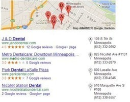 Google Local - (aka Google Places) Get Leads for Your Business | Marketing and Sales | Scoop.it