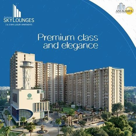 2 BHK flats starting from INR 30 lac | Residential Projects | Scoop.it