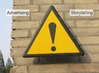 Is the future of storytelling the future for advertising? | Transmedia: Storytelling for the Digital Age | Scoop.it