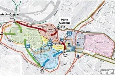 Grand-Angoulême : l'heure de la concertation a sonné pour Mobilix - Sud Ouest | projet urbain et transport en commun en site propre | Scoop.it