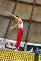 Yucateco Luis Loría, a torneo internacional de gimnasia