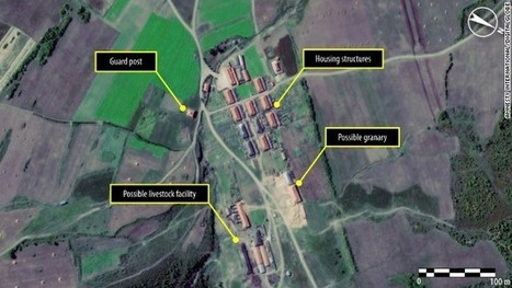 Photos show scale of North Korea's repressive prison camps -- Amnesty | Sampson Escape From Camp 14 | Scoop.it