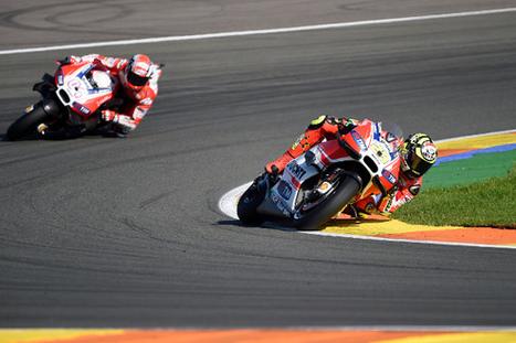 Ducati unhappy with its 2015 MotoGP season despite improvement | Ductalk Ducati News | Scoop.it
