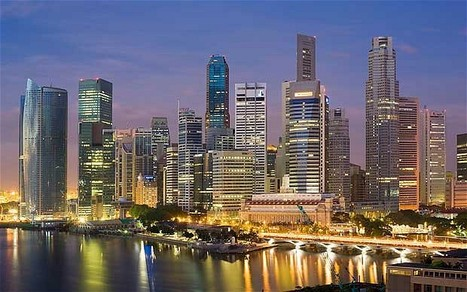 Singapore offshore business - best trading vehicle in Asia! | How to register a company worldwide | Scoop.it