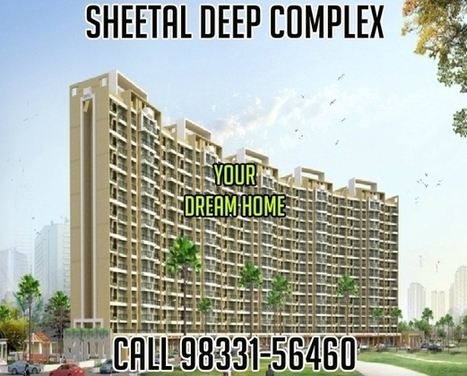 Sheetal Deep Complex Price Nalasopara | Real Estate | Scoop.it