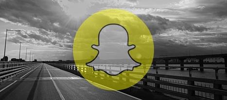 Mobilité de l'information : le cas Snapchat, du ludique à l'informatif | Le métier de community manager | Scoop.it