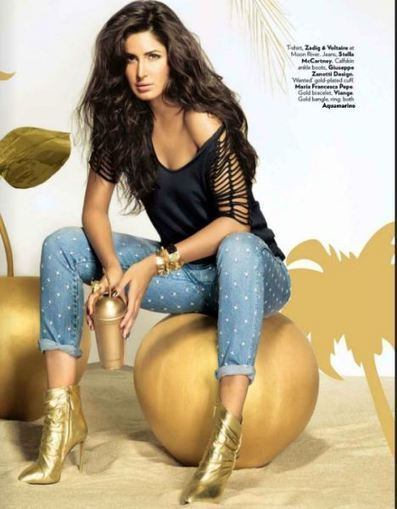 Sexy Katrina Kaif graces Vogue India Magazine December 2014 - Celebrity News Live! | Celebrity News Live! | Scoop.it