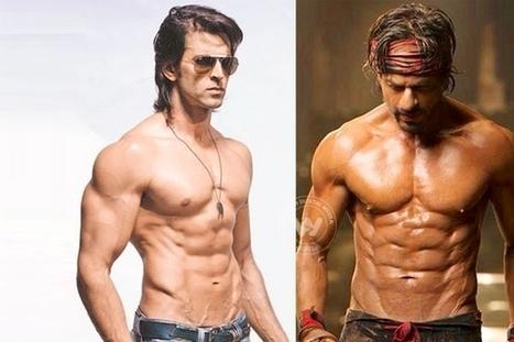 Shah Rukh Khan wins Hrithik Roshan's Bang Bang challenge | Wishesh News Brings You all That Matters | Scoop.it