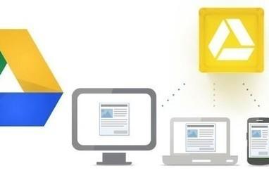 Genbeta - Google ofrece espacio ilimitado en Drive a los colegios para estudiantes y profesores | CiberOficina | Scoop.it