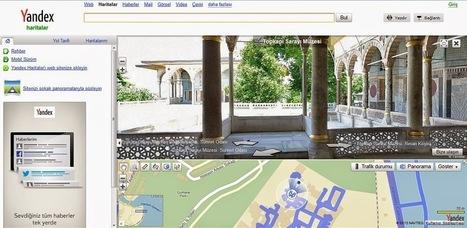 Yandex Harita Panorama Özelliği ile 3D Tura Çıkın! - Altay Bilgin - Kişisel Blog | Kişisel Gelişim | Scoop.it
