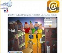 Un jeu sérieux pour l'éducation aux réseaux sociaux | Ressources pédagogiques numériques pour l'informatique et les TIC | Scoop.it