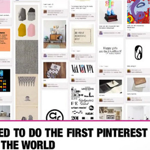 KOTEX: la première campagne de pub mondiale sur Pinterest   Last Social Media News   Scoop.it