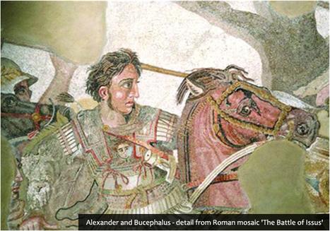 Alexander's horse in a Punjabi town | Classical musings | Scoop.it