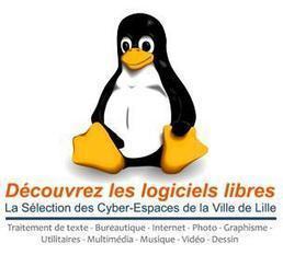 Guide des logiciels libres indispensables au quotidien (par les EPN de la Ville de Lille) | Ressources numériques et curation | Scoop.it