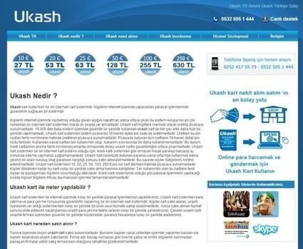 Ukash kartın kredi kartından farkı nedir? | Ukashtr | Scoop.it