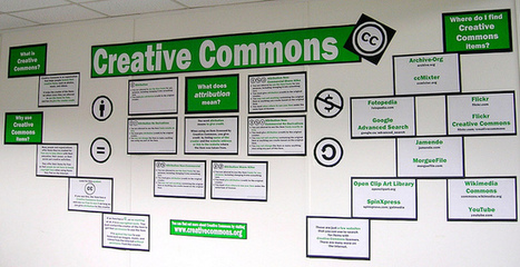 Creative Commons Bulletin Board | Teaching library Tools | Scoop.it