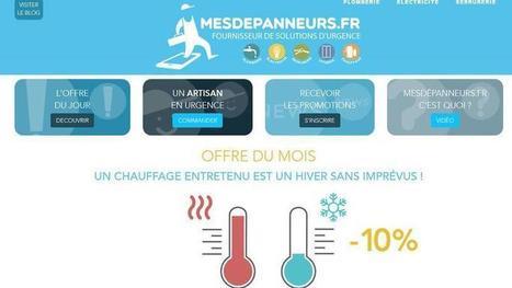 Mesdepanneurs.fr, le nouvel «Uber» du dépannage   Prix Travaux et Déco   Scoop.it