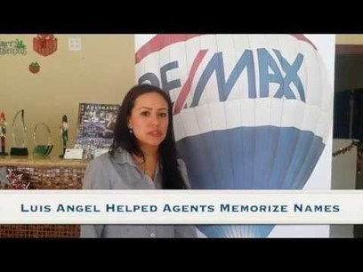 ReMax Agents Learn How to Memorize Names - Real Estate Memory | Real Estate and Property | Scoop.it