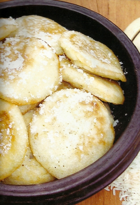 Galettes de riz | Recettes du bénin | Scoop.it