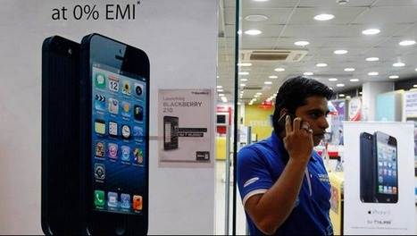 Apple plans to grow in India with 100 'standalone' stores, store-in-store locations in small cities | New Gadgets | Scoop.it