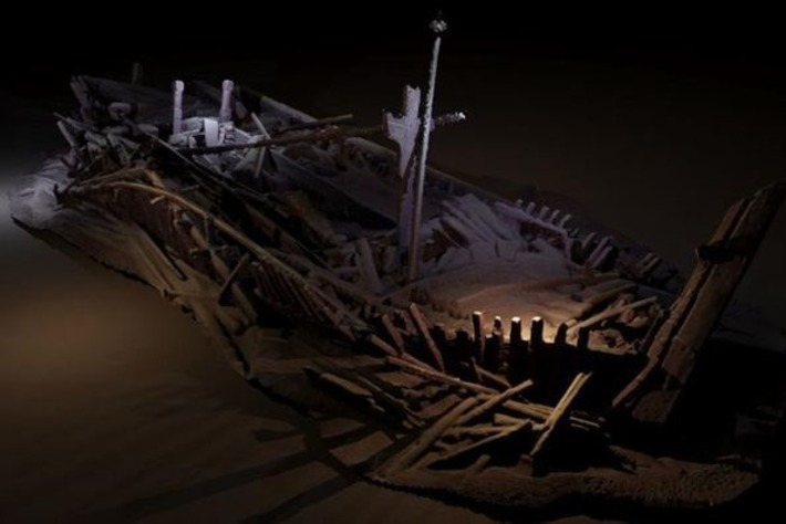 Dozens of ancient shipwrecks found accidentally during Black Sea mapping | ABC | Kiosque du monde : Asie | Scoop.it