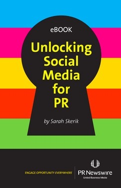 "Preview ""Unlocking Social Media for P.R."" @SarahSkerik 