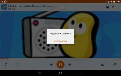 Using Google Cast for Audio in the classroom | Moodle and Web 2.0 | Scoop.it