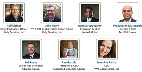 TechFetch | Tech Executives Conference - McLean VA 2014 | Career | Scoop.it