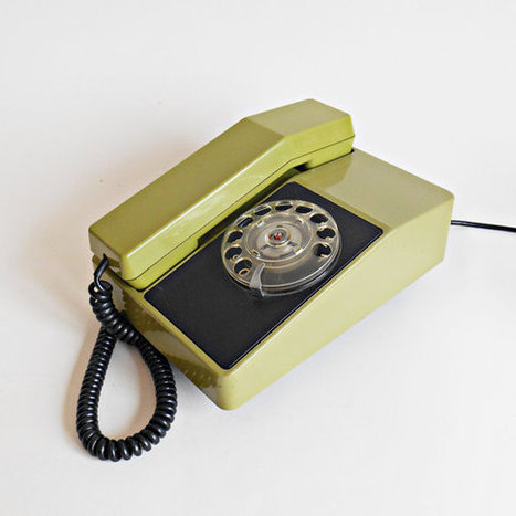Vintage rotary telephone | Antiques & Vintage Collectibles | Scoop.it