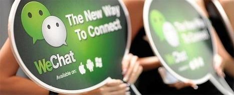 WeChat al groter dan Twitter en WhatsApp samen   Social Media In Law Enforcement   Scoop.it
