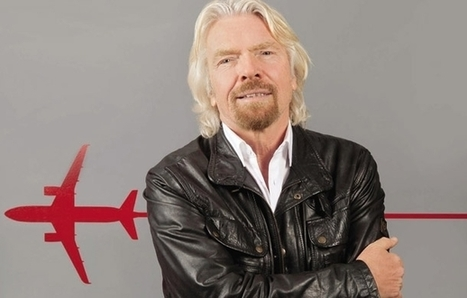 Richard Branson on Leadership Lessons from the Unflappable Steve Jobs | Mediocre Me | Scoop.it