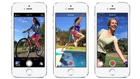 El video en 'cámara lenta' del iPhone 5S, la mejor sorpresa no contada - Tecnología -  CNNMexico.com | Ukup1 | Scoop.it