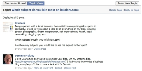 Basic SEO for Facebook Fan Pages | Reputation, Resume, Rolodex | Scoop.it