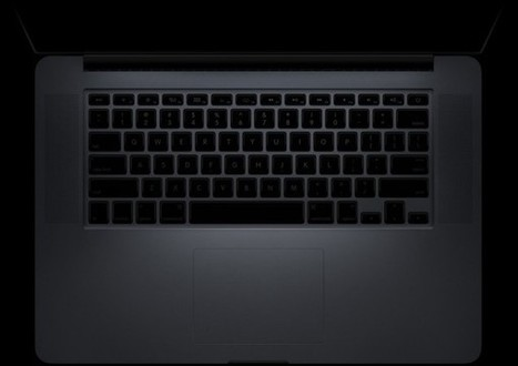 Apple dévoile le Next Generation MacBook Pro avec écran Retina Display | Digital Think | Scoop.it