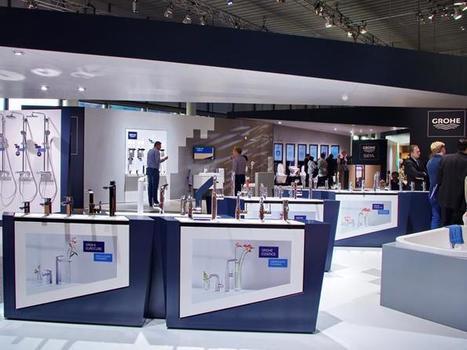 ISH 2015 : l'innovation en sanitaire, un art - Batirama.com | Baignoire.Pro | Scoop.it