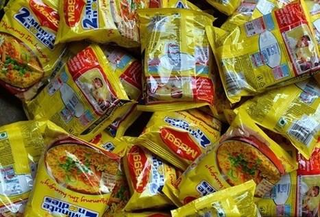 Inde : les nouilles instantanées Nestlé analysées, craintes sur la teneur en plomb | Mes News A La Une | Scoop.it