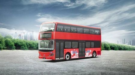 UK: World's first zero-emission double-decker bus to arrive in London this year | Chris Wood | GizMag.com | @The Convergence of ICT & Distributed Renewable Energy | Scoop.it