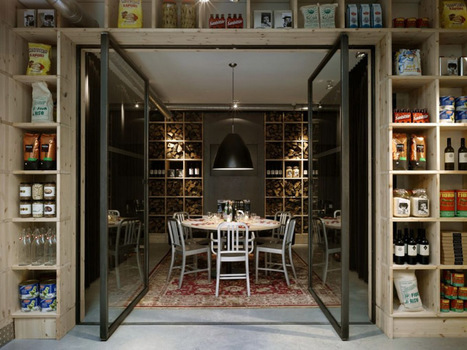Mazzo - Amsterdam | More Than Just A Supermarket | Scoop.it