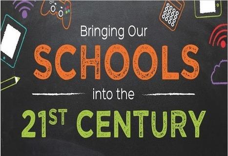 Introducir las escuelas en el siglo XXI, ¿cómo? | Javier Tourón | Aprendiendo a Distancia | Scoop.it